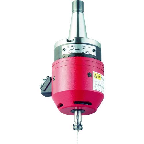 【直送品】リューター 機械装着用h4スピンドルHS-2550用モータユニット NT40Uシャンク付き HSM-2550-NT40U