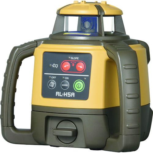 【直送品】トプコン ローテーティングレーザーRL-H5A充電池仕様 RL-H5ARB
