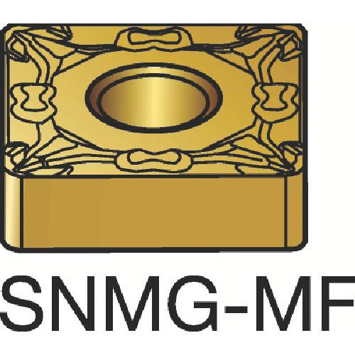 サンドビック T-Max P 旋削用ネガ・チップ 2015 10個 SNMG 12 04 08-MF:2015