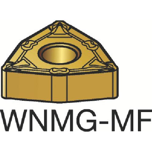 サンドビック T-Max P 旋削用ネガ・チップ 2025 10個 WNMG 08 04 04-MF:2025