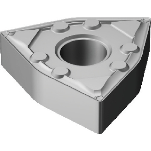 サンドビック T-Max P 旋削用ネガ・チップ 1525 10個 WNMG 06 04 08-WF:1525