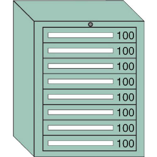 品質保証  【直送品】OS 間口693×奥行557×高さ881mm 6-801:KanamonoYaSan KYS 中量キャビネット-DIY・工具