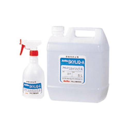 【運賃見積り】【直送品】アキレス 帯電防止剤 スカイリックA 5L SL-10-5L