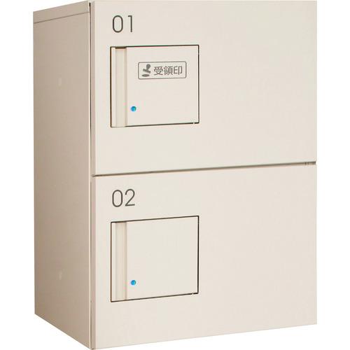 【運賃見積り】【直送品】ダイケン 宅配ボックス ハイツ・アパート向け 1段タイプ TBX-F1SSN