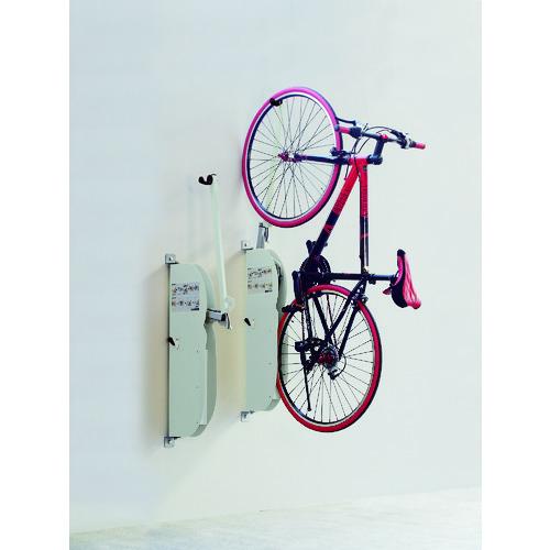 【運賃見積り】【直送品】ダイケン 吊下げ式自転車ラック サイクルフック CF-AN