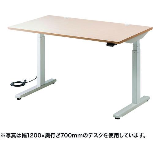 【個別送料3000円】【直送品】SANWA 電動上下昇降デスク ERD-M12080LM