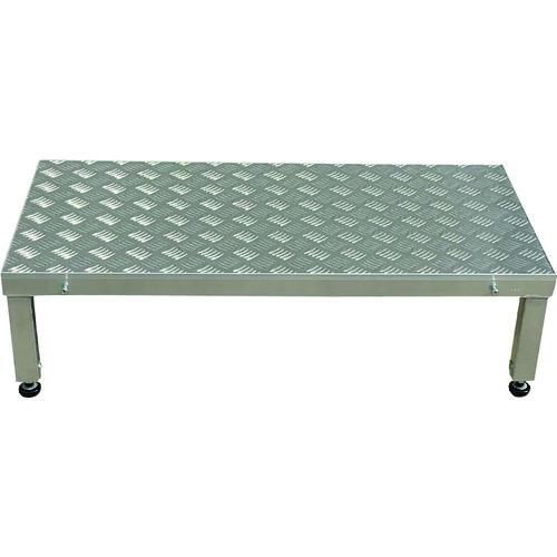 【直送品】アルインコ 低床作業台(連結式・縞板タイプ) LFS LFS0906T