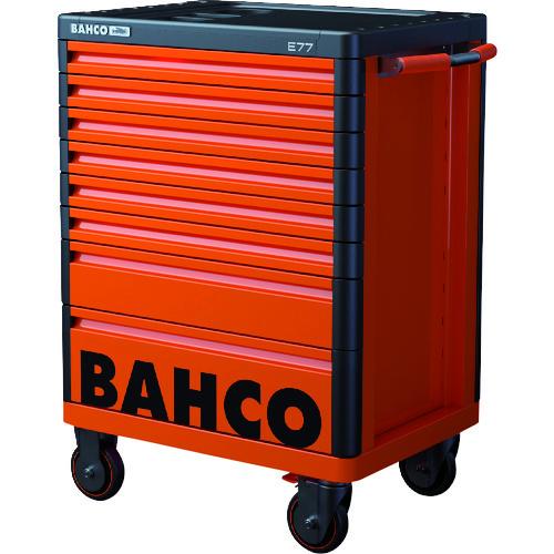 【直送品】バーコ BAHCOツールストレージハブ オレンジ8段 1477K8