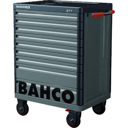 【直送品】バーコ BAHCOツールストレージハブ グレー9段 1477K9GREY