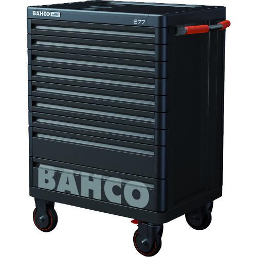【直送品】バーコ BAHCOツールストレージハブ ブラック8段 1477K8BLACK