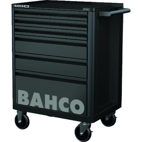 【直送品】バーコ BAHCOツールストレージエントリー レッド6段 1472K6RED