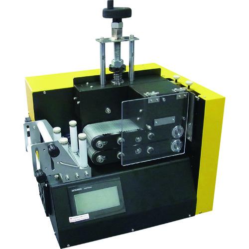 【直送品】IDEAL 測長切断機「ポータブルカッター」ベルトフィードタイプ PC-500S