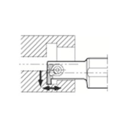 京セラ 溝入れ用ホルダ GIVR2532-1C
