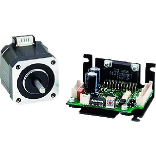 【直送品】シナノケンシ 標準小型マイクロステップドライバ&ステッピングモータ 取付サイズ□60mm CSB-UK56D1-SA