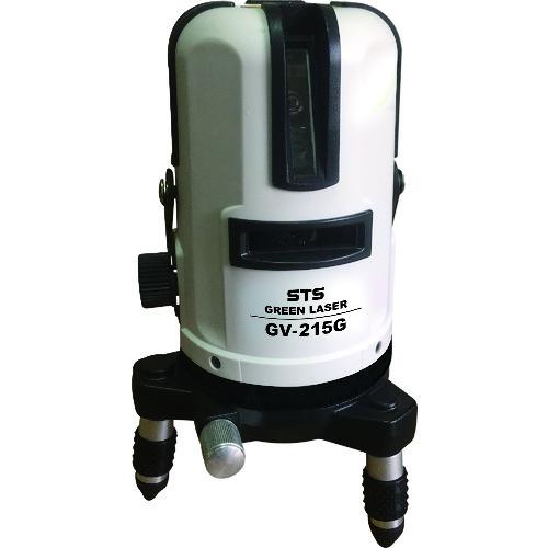 STS グリーンレーザー墨出器 GV-215G GV-215G