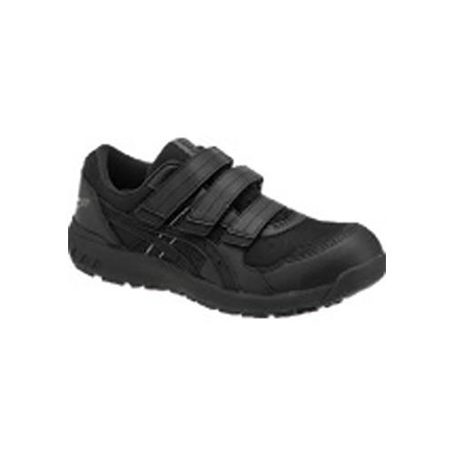 アシックス ウィンジョブCP205 ブラック/ブラック 24.5cm 1271A001.001-24.5