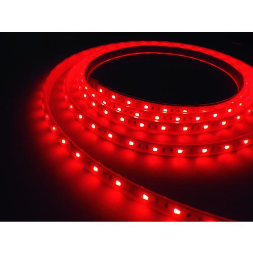 トライト LEDテープライト 16.6mmP 赤色 2M巻 TLVDR3-16.6P-2