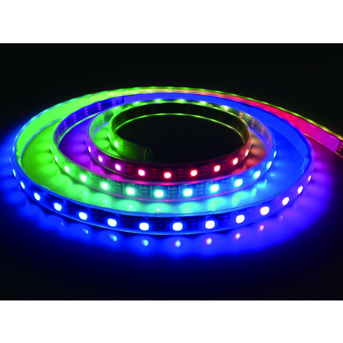 トライト LEDアドレスマルチテープライト 16.6mmP 2M巻 ACアダプタ-付 TLVDM5-16.6P-2-AD