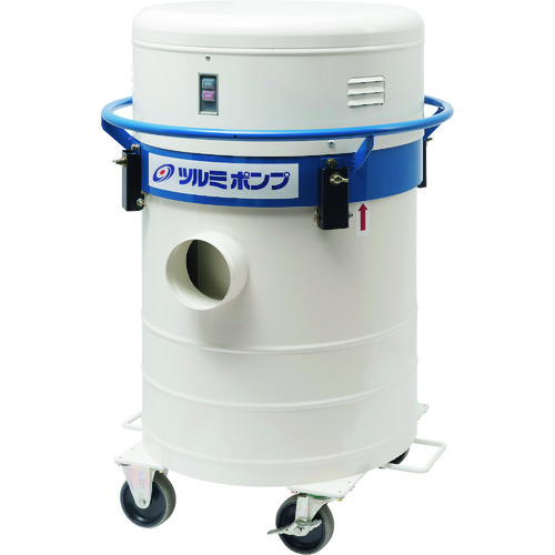 【直送品】ツルミ 可搬式集塵機 JS3-10 50HZ