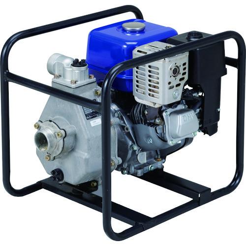 【直送品】ツルミ 排水用エンジンポンプ 口径50mm TEH3-50AF