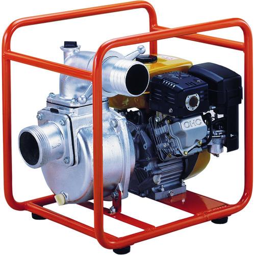 【直送品】ツルミ 工事排水用エンジンポンプ LA2-100R