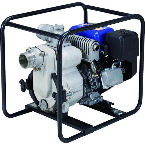 【直送品】ツルミ 泥水排水用エンジンポンプ TED4-100A