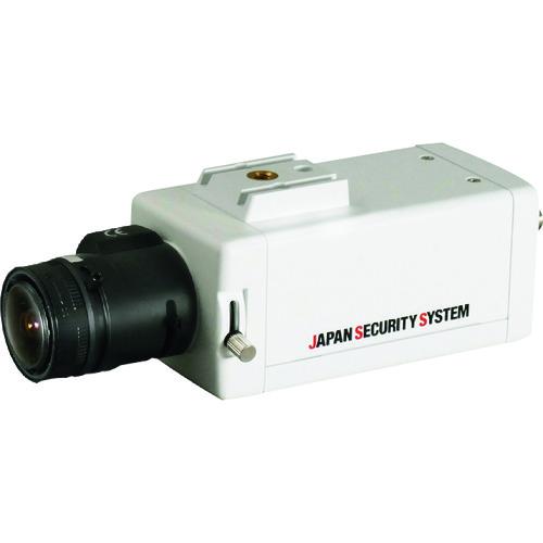 【運賃見積り】【直送品】日本防犯システム HD対応2.2メガピクセル屋内ワンケーブルボックスカメラ JS-CA1112
