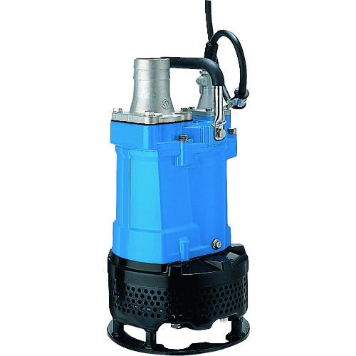 【直送品】ツルミ サンド用水中泥水ポンプ 50HZ 口径80/100mm 三相200V KTV2-80 50HZ