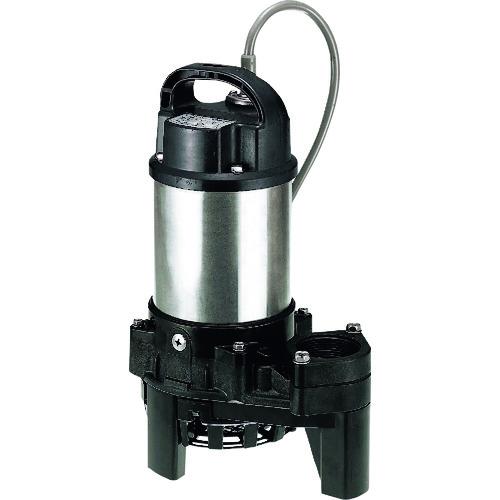 【直送品】ツルミ 化学汚水用水中チタンポンプ 50HZ 50TQ2.4S-53 50HZ