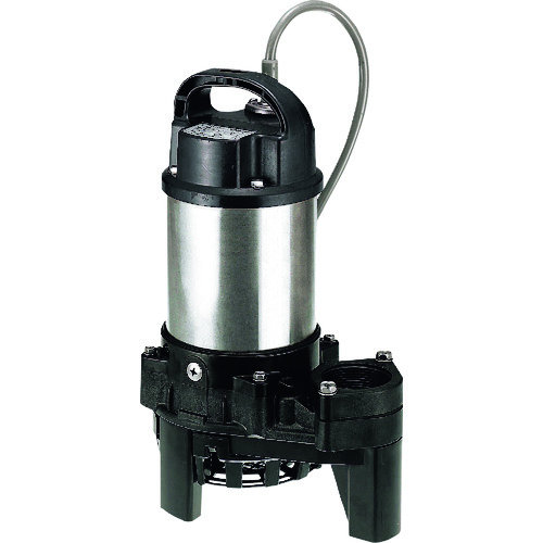 【直送品】ツルミ 化学汚水用水中チタンポンプ 60HZ 50TQ2.4S-63 60HZ