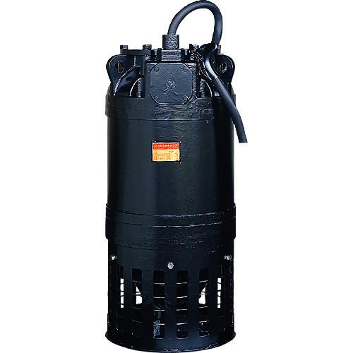【直送品】ツルミ 一般工事排水用水中ポンプ 60HZ 口径350mm 三相200V KRS-1437 60HZ