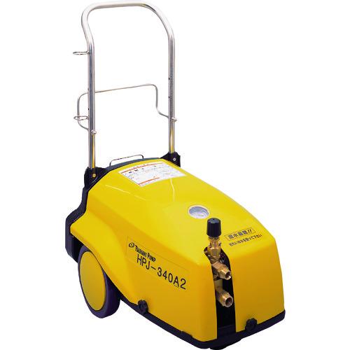 【直送品】ツルミ 高圧洗浄機 モータ駆動式(ベーシックタイプ) 20.6L/min 5.0MPa HPJ-340A2 50HZ