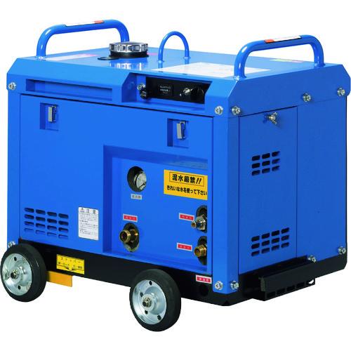 【直送品】ツルミ 高圧洗浄機 エンジンシリーズ(防音タイプ) HPJ-5ESMA