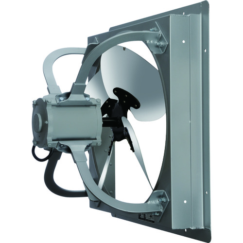 【運賃見積り】【直送品】鎌倉 有圧換気扇 ユニットファン 標準形 給気 三相200V 50Hz UF-75P-E3-KYUUKI-50HZ