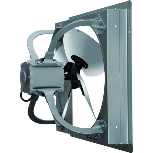 【運賃見積り】【直送品】鎌倉 有圧換気扇 ユニットファン 標準形 排気 三相200V 60Hz UF-120P-HAIKI-60HZ