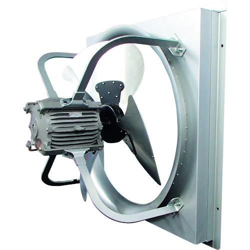【運賃見積り】【直送品】鎌倉 有圧換気扇 ユニットファン 静音形 給気 三相200V UFS-60J-KYUUKI