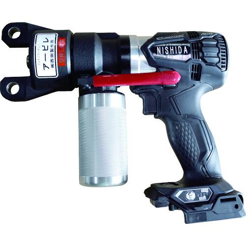 西田 マルチパワーツール 充電式油圧ポンプ NC-E750LI-6-H