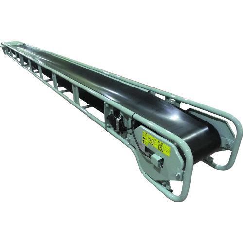 【運賃見積り】【直送品】KYC バラ物用コンベヤ450幅 機長7m 2点キャリア式 KMVA45-7