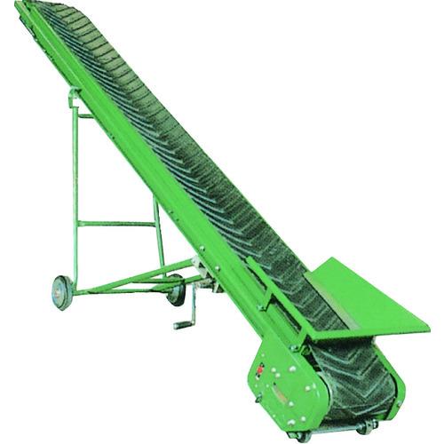 【運賃見積り】【直送品】KYC バラ物用コンベヤ300幅 機長5.4m KLU1-55N