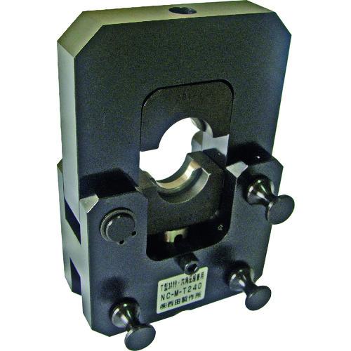 西田 アタッチメントT型コネクタ六角圧縮用ヘッド    NC-M-T240