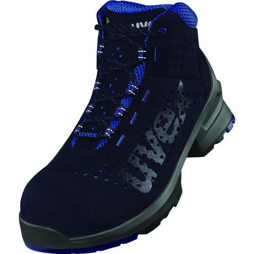 UVEX ウベックス1 ブーツ ネイビー 24.0CM 8532.4-38