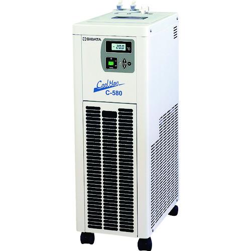 【運賃見積り】【直送品】SIBATA 低温循環水槽 クールマン C-580 051140-580
