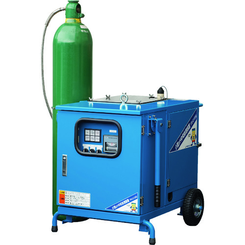 【直送品】ツルミ ph中和処理装置 炭酸ガス方式 TPC-0103G 50HZ