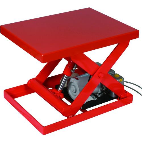 【直送品】TRUSCO テーブルリフト300kg 油圧式 450X600 HDLA-30-0406