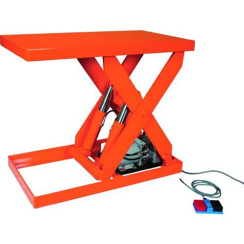 【直送品】TRUSCO テーブルリフト300kg 油圧式 450X800 HDLA-30-0408