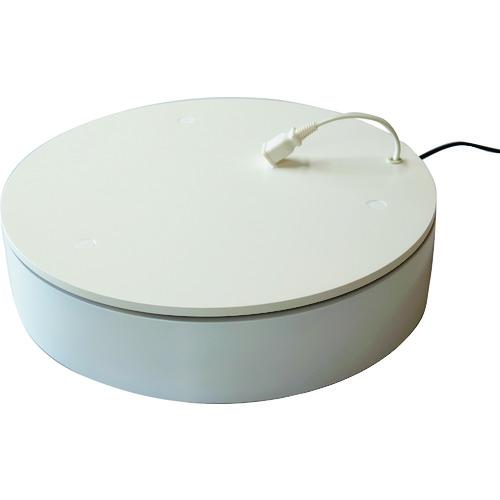 【直送品】ハヤノ 電動ターンテーブル CTT-420(上部電源付) CTT2-420