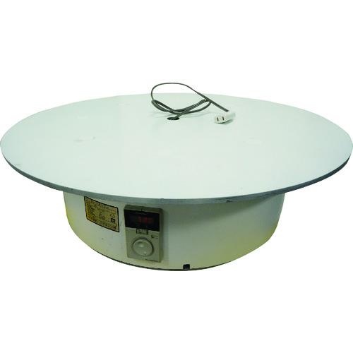 【直送品】ハヤノ 電動ターンテーブル BTT-900(上部電源付) BTT-900-2A