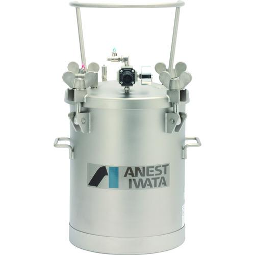 【直送品】アネスト岩田 ステンレス加圧タンク 攪拌器不含仕様 25L COT-20B