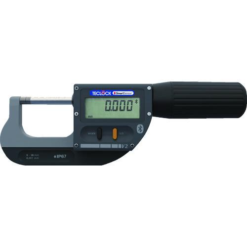 【直送品】テクロック SmartMeasure(デジタルマイクロメーターセット) Bluetooth内蔵 SSM-750SK
