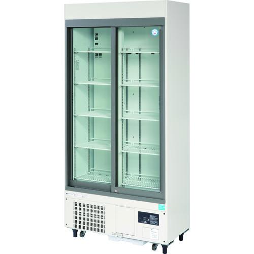【直送品】福島工業 薬用冷蔵ショーケース FMS-300GH
